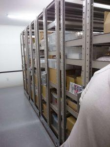 倉庫の写真