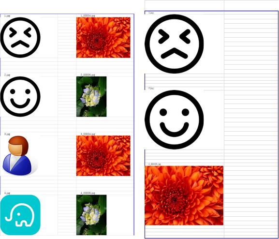 Excelで写真を使ったレポート